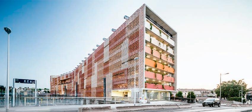 FLEXBRICK®, tejidos arquitectónicos para vestir proyectos excepcionales - 2