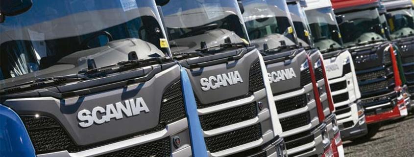 El Portal de Gestión de Flotas de Scania gana el premio Telematik