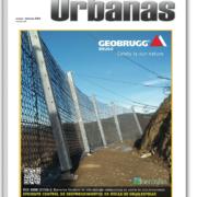 Portada revista Obras Urbanas 85