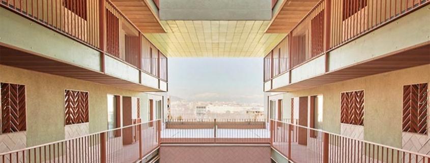 Sistemas webertherm en el edificio ganador del Premio FAD de Arquitectura 2020