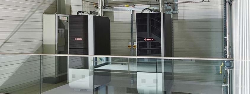 Pilas de combustible estacionarias Bosch, producción a gran escala en 2024