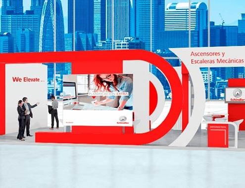 Schindler Iberia participa en Construvirt, la feria de la Construcción en formato virtual