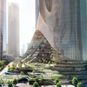 """""""Torre C"""": Una """"ciudad vertical"""" para el desarrollo de grandes ciudades"""