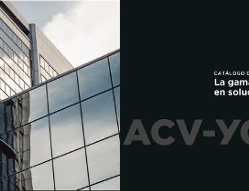 ACV-YGNIS presenta su nuevo Catálogo 2021 en formato Presto