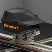 Continental probará sus neumáticos en un innovador simulador de conducción