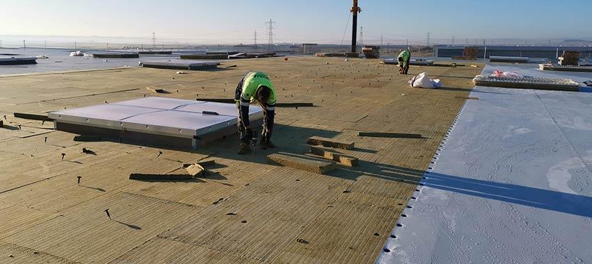 AIFIm destaca la importancia de los sistemas de fijación en cubierta