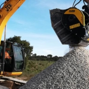 Cada obra puede convertirse en un centro de reciclaje autónomo