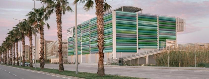 Geotermia de REHAU en el Bio-Edificio Gonsi Sócrates