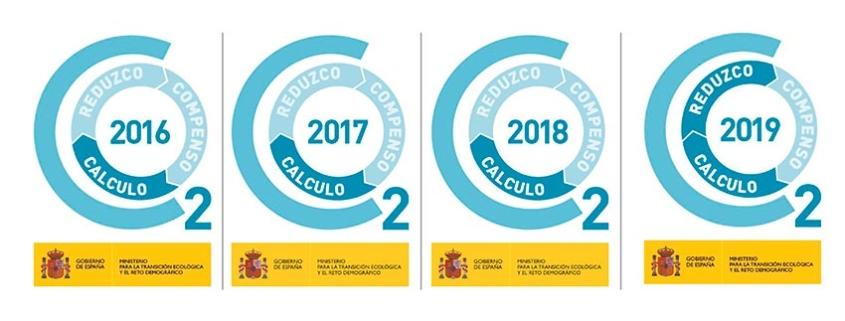 Geocycle obtiene el doble sello 'Calculo y Reduzco'