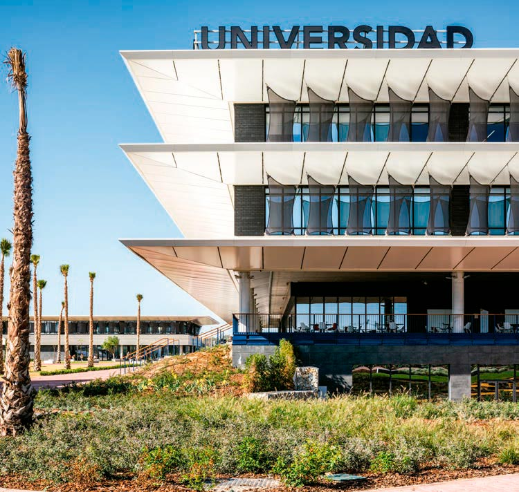 El campus universitario más sostenible del mundo, en Sevilla - 3