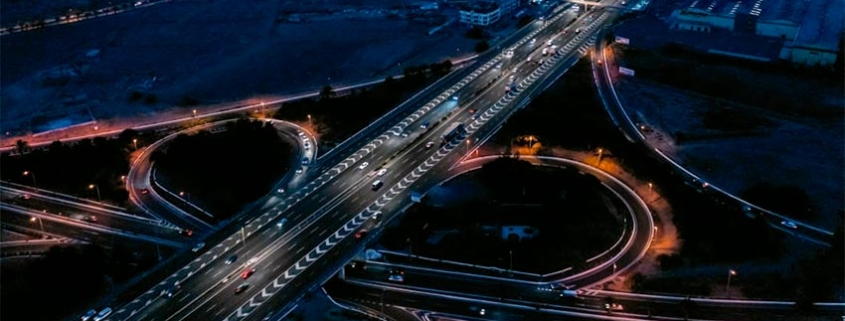 Gran Canaria instala sistema Interact City de Signify en autopista principal