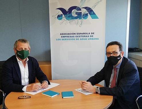 «AGA» y «eisp» firman un convenio marco de colaboración