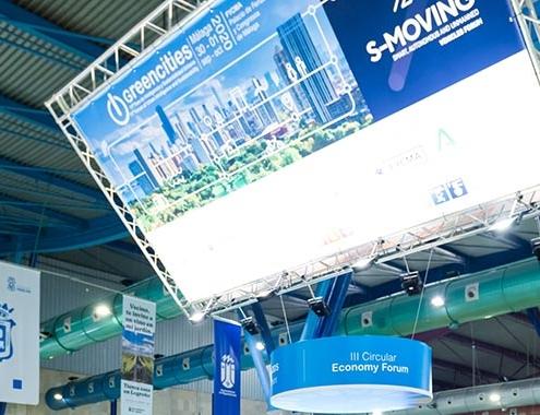 Greencities y S-MOVING partner events de la EU Green Week