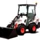 Nueva gama de cargadoras articuladas pequeñas de Bobcat
