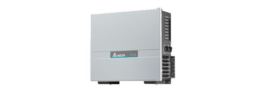 Nueva generación de inversores solares trifásicos M50A Flex de Delta