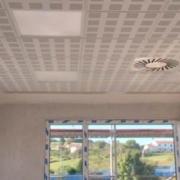 La gama de techos fonoabsorbentes Placo® con tecnología Activ'Air