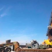 Inversiones Farías incorpora nuevas Grove GRT8100 a su flota en Chile