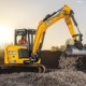 Nuevos motores Etapa V para las excavadora compactas JCB de 4-6 toneladas