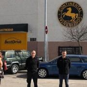 Neumáticos Ramírez renueva su compromiso con BestDrive