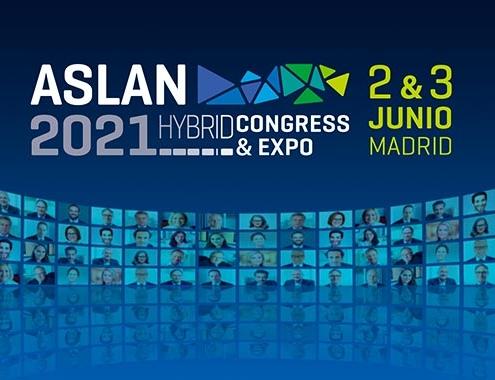 El Congreso ASLAN2021 HYBRID opta por un formato más digital