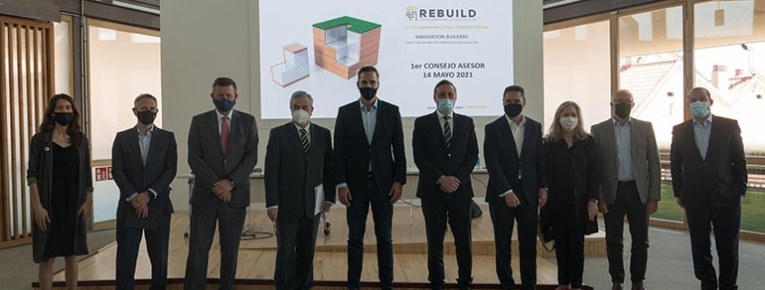 El sector de la edificación apuesta por REBUILD 2021 para iniciar la recuperación del sector