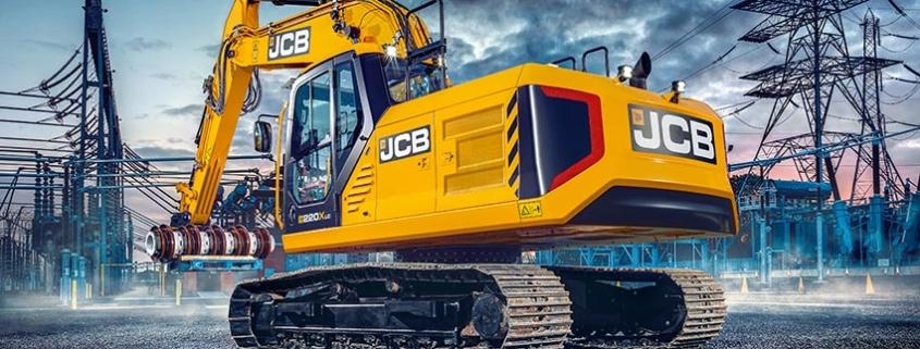 Las excavadoras JCB 140X, 150X y 220X toman la vanguardia