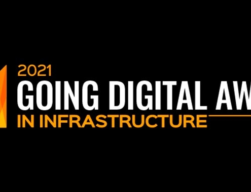 Nomine su proyecto para los Premios Going Digital Awards in Infrastructure 2021