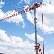 Excelentes beneficios con las grúas torre automontables Potain