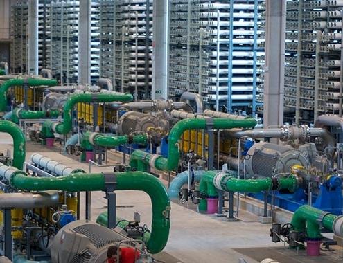 ACCIONA construirá y operará la desaladora de Los Cabos (México)