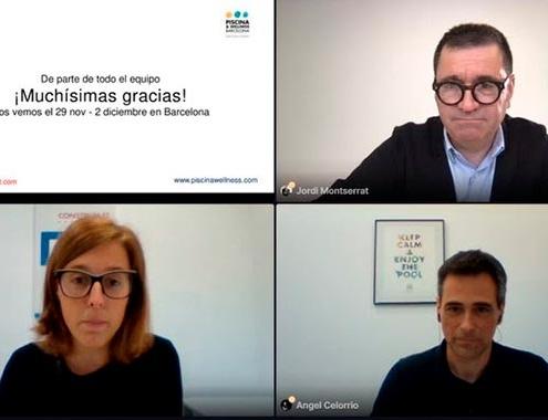 La innovación y la sostenibilidad, ejes de BBConstrumat y Piscina & Wellness Barcelona