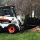 Destoconador Bobcat SG60 la solución más eficaz en el Real Club de Golf de La Coruña