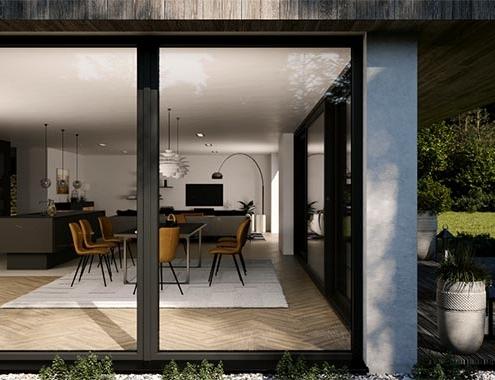Smart Window de REHAU, ventanas sostenibles, eficientes y de diseño