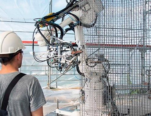 ABB Robótica, la automatización del sector de la construcción