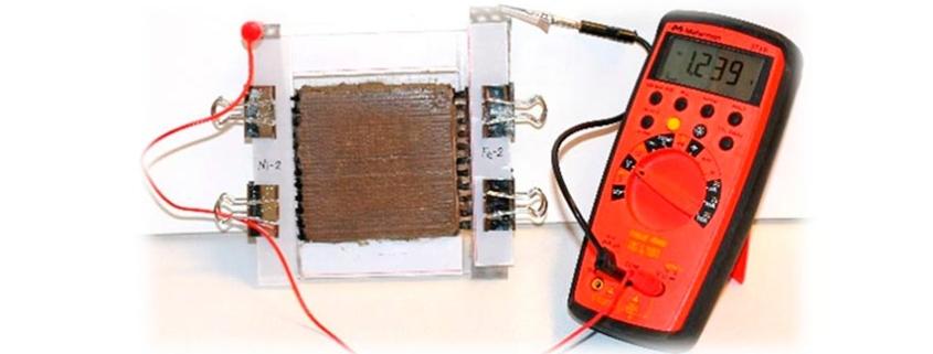 Crean las primeras baterías renovables fabricadas de hormigón