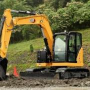 La nueva Miniexcavadora de Pluma Fija Cat® 308 CR de 8 toneladas