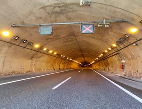 Cereixal es el primer túnel inteligente en España conectado con los vehículos