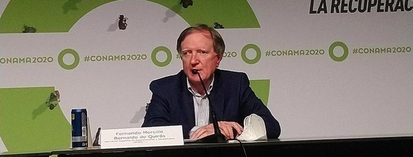 Participación AEAS en el CONAMA 2020