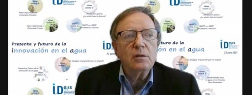 """Conclusiones micro sesión AEAS """"Presente y futuro de la innovación en el agua"""""""