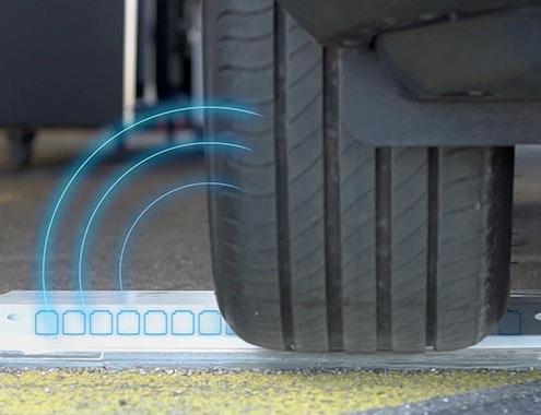 ProovStation y Michelin, innovador sistema de inspección automática de neumáticos