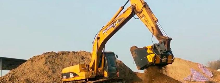Tierras, rocas de excavación y arena, ¿Cómo manejarlos en la obra?