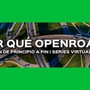 Seminario ¿Por qué OpenRoads para diseño de obras drenaje y redes de servicios públicos?