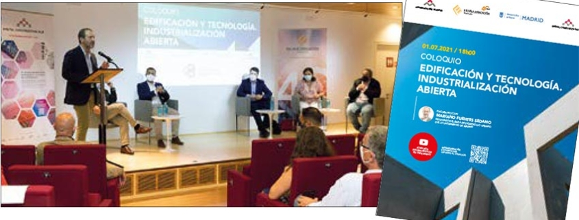 El Ayuntamiento de Madrid primará la industrialización de la construcción