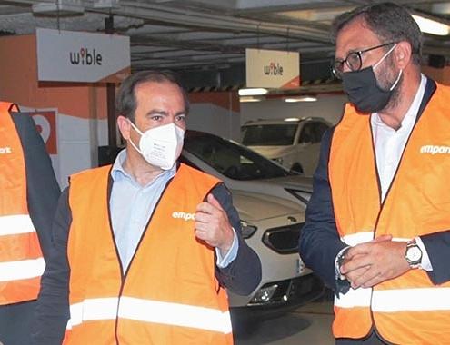 El primer hub de movilidad sostenible ya está en marcha en Madrid