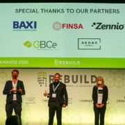 REBUILD reconocerá proyectos en Advanced Architecture Awards 2021