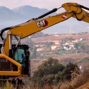 Nueva Excavadora de Ruedas Cat® M319