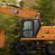 Nueva Excavadora de Ruedas Cat® M320