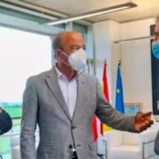 Saint Gobain PAM solicita solicita a Marcano apoyo la aplicación de la reciprocidad europea en las licitaciones públicas.
