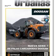 Portada revista Obras Urbanas 87