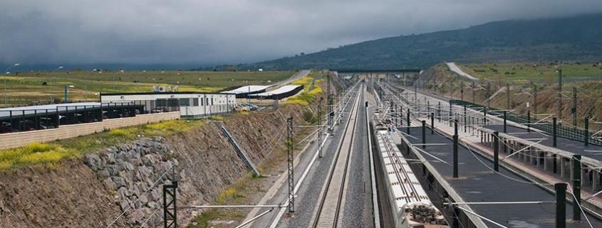 Mejoras en el tramo ferroviario Tortosa – L'Aldea-Amposta