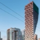 Vancouver House: Una torre de hormigón que desafía las formas convencionales
